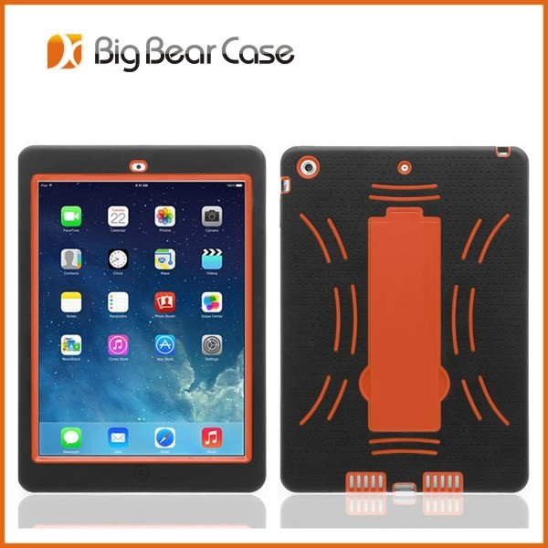 Shockproof with stand tablet cover for apple ipad air 2
