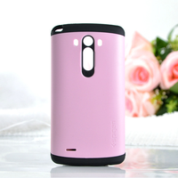 Newest Caseology PC TPU armor Case mobile phone case for LG g3