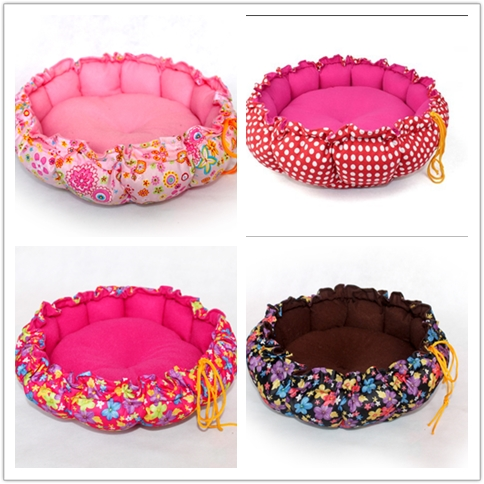 pet accessories portable cave dog bed pet bed recycled custom pet bed
