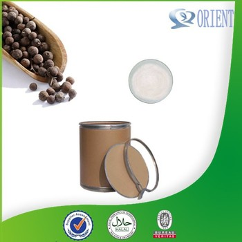 Natural plant extract piperine powder