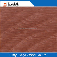 Chinese good quality artificial wooden veneer for decorating house