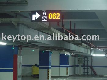 Car park guidance system(pang dong lai plaza)