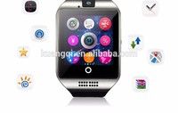 Hot selling nucleus os smart watch watch phone wifi gps smart watch with bluetooth