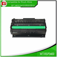 Ricoh 3400, Compatible Toner Cartridge for Ricoh Aficio SP 3400 3410 3500 3510