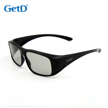 Circular polarized 3d glasses for 3d movie G78