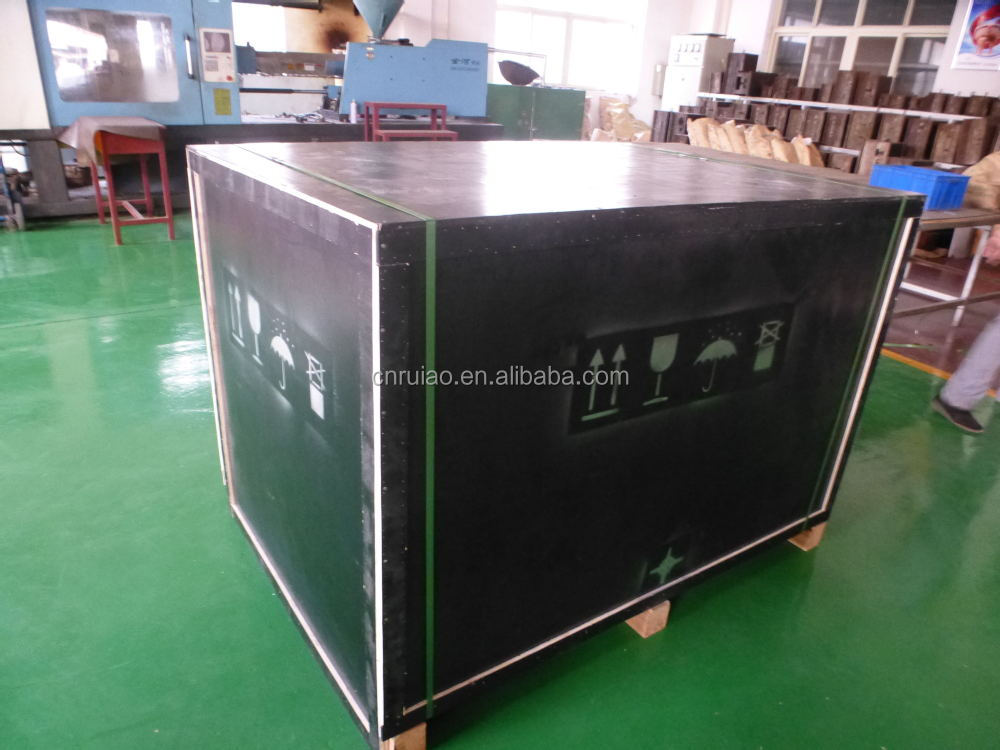 RUIAO high quality armoured vertical shield for machine tools