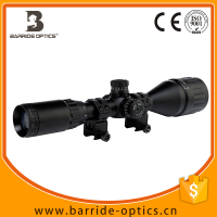3-9*50B AOL illuminated tactical rifle scope for hunting with 5 levels green and red brightness illumination system (BM-RS3008)