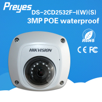 Hikvision DS-2CD2532F-I(W)(S) 3MP Wireless Mini Dome camera