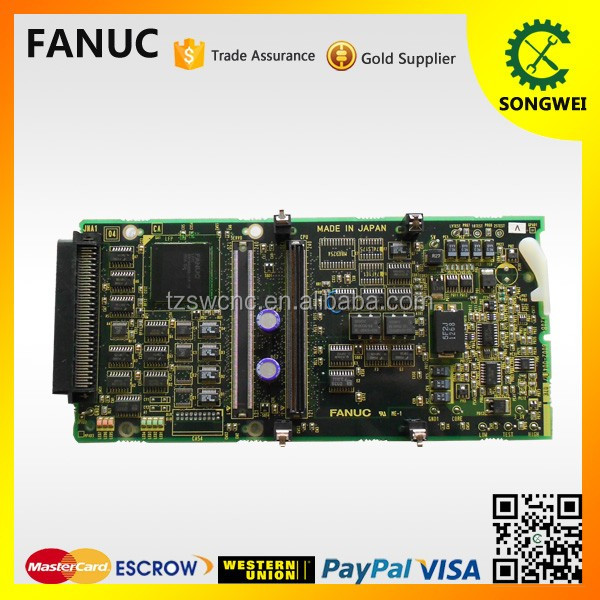 Fanuc tested and used electronic pcb board A20B-8002-0040