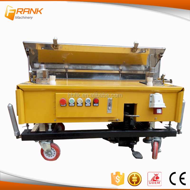 China New Technology Wall Plastering Machine Buy Wall