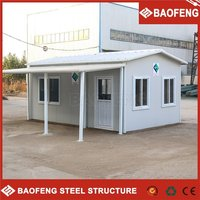 decorative prefabricated holiday lodges