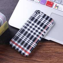 Classical boxed pattern cover mobile accessories free sample phone case covers IMD for OPPO case