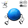 ecofriendly clear PVC yoga half ball /Half balance ball