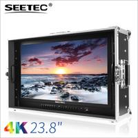 Seetec HD IPS 3840 x 2160 quad split monitor with 4k monitor hdmi 2.0