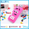 2015 new silicone phone case for iphone6s Disney audit factory