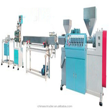 Drinking straw extruder, Plastic tube extruder/PP Ball Pen Tube Making Production Line
