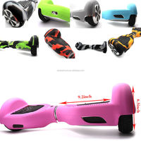 Hot Self Balancing Scooter Silicone Case Skin for Hoverboard Electric Scooter 6.5 inch 8 inch