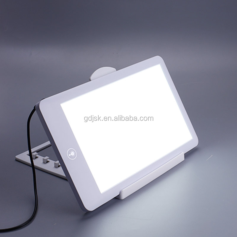 11000 Lux Health Light Box Winter Blue Daylight Lamp Full Spectrum Sunlight Bright Light box SAD Light For House, Working, Study