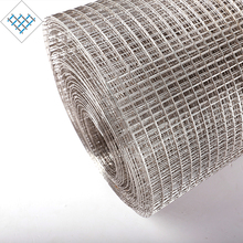 10 gauge 16 gauge welded galvanize iron metal wire mesh fencing net lowest price
