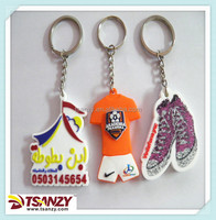 promotional pvc keychain, rubber keychains