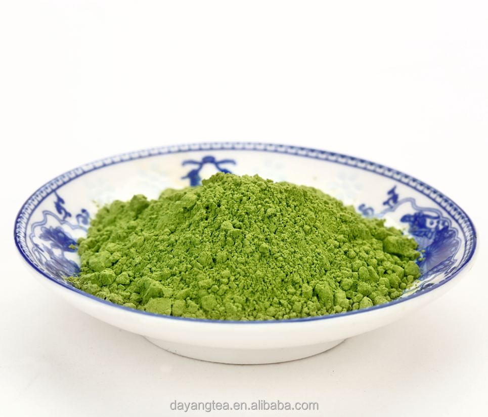 Chinese BCS certified Zhejiang high-end organic matcha tea powder 04N matcha