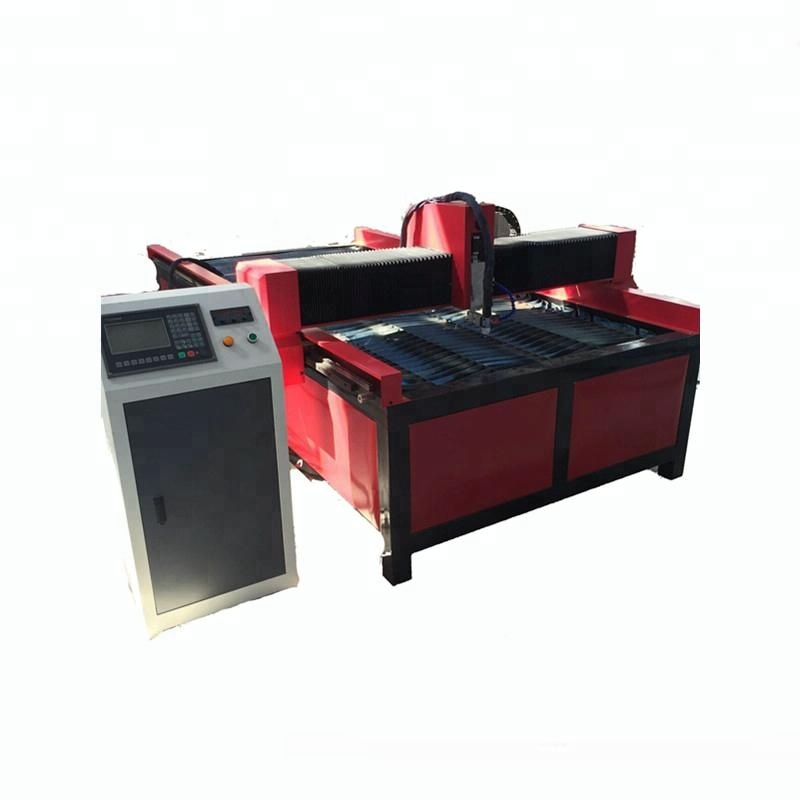 factory direct supply 1325 table type cnc plasma cutting machine for copper , metal sheet , round tube