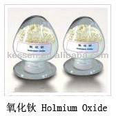 Holmium Oxide for rare earth alloy99-99.999% competitive price