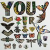 Sewing Embroidery Hand Made Patches With