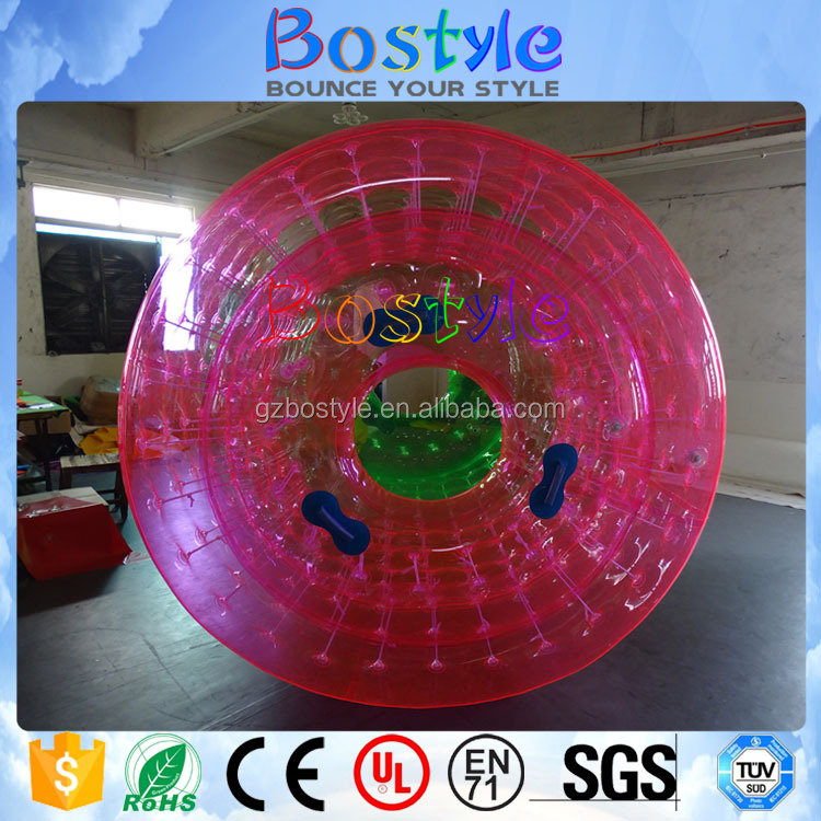 Stellar sewing inflatable kids grass zorb ball for rental