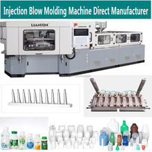 Factory Price High Quality Plastic Bottle Making Machine Price