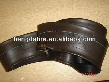 Natural rubber motorcycle inner tube low price
