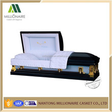 18 ga good quality metal American casket