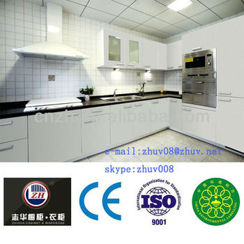 New Design Kitchen Cabinet With Acrylic Door Buy Latest Kitchen Cabinet Des