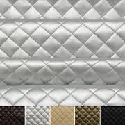 PVC Synthetic Leather Quilted