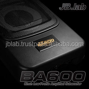 8inch amplifier bass subwoofer car subwoofer speakers subwoofer JB.Lab BA600