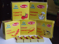 Super Quality bouillon cubes with various flavour