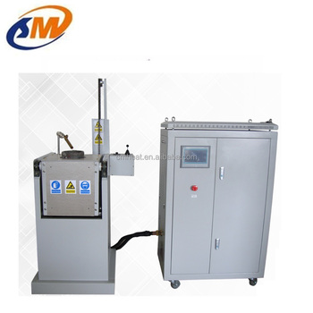 1 ~ 10KG gold copper sliver aluminum induction melting furnace