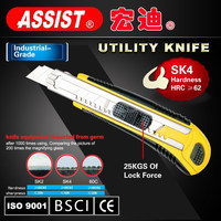 ASSIST knife with 18mm cutter CE/ISO9001 passed