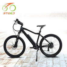 27.5 inches dirt mountain electric bike with pedal