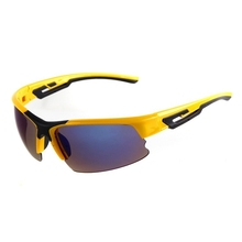 Yellow Outdo Sports Sunglasses Extrem Sports uv400
