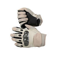 Wholesale Professional men Motorcycle Glove with knuckle protection