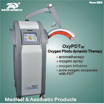 Oxygen beauty machine with facial whiting wrinkle and Skin rejuvenation
