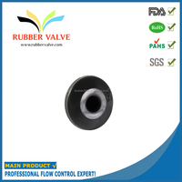 food grade two way mini silicone rubber valve good price