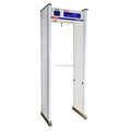 HOT SEELING ! Walk Through Metal Detector with High Sensitivity and Quick Speed /Used Outdoor Water-Proof Type Procheck