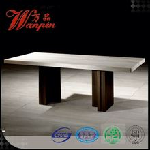 wholsale new style wood slab dining table