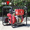 BISON CHINA Cheap 3 Inch Air Cooled Diesel Engine Pump Hydraulic Pumps