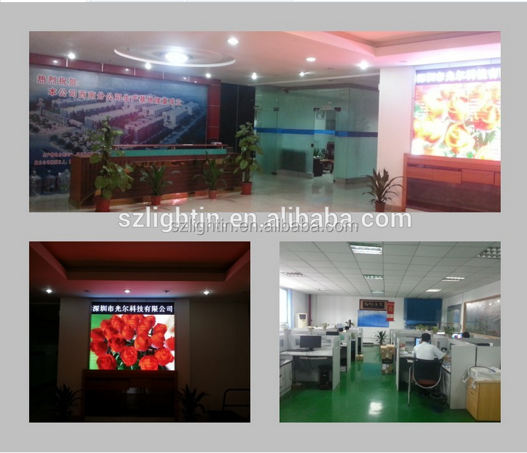 P2.5 Ultra Thin Electronic Display Wall Full Color Indoor Video LED billboard Cabinet 2.5mm LED Module
