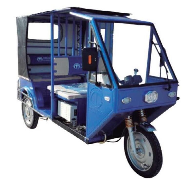 2016 new designed eco-friendly electric tricycle in Nepal market tuk tuk bakaj from china supplier
