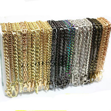 Factory Supply decorative handbag clothing jewelry Metal Chain