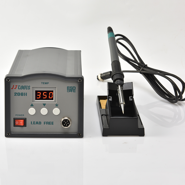 Reasonable price lead free SMD components rework soldering welding station
